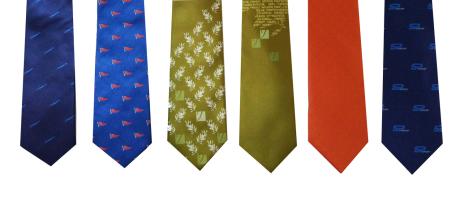 Selección corbatas a medida